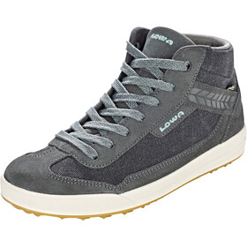 Lowa Calgary GTX Mid Naiset kengät , harmaa